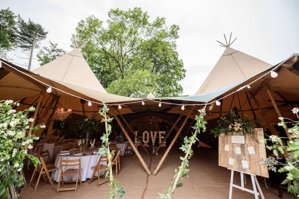 Sami Tipi at Pipewell Hall - image by Sarah Vivenne Photography17