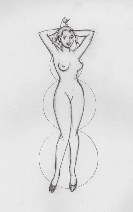 Drawing_Pretty_Girls_Day_5