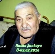 041-Hasan Şankaya Ö. 03.01.2016