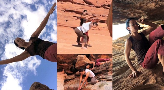 Undermining Cliffs @ 2015 Utah Dance Film Festival