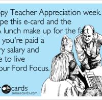 30 Reasons to Appreciate Your Teacher on Teacher Appreciation Day