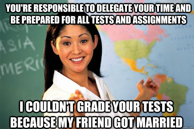 Teacher Responds To Bad Teacher Memes