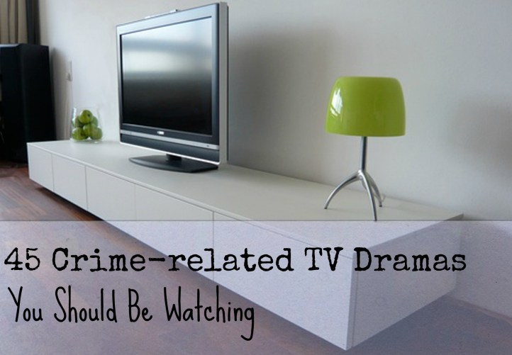crime tv dramas you should be watching