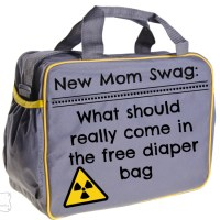 New Mom SWAG: THIS Should Be in the Free Diaper Bag