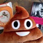 Throwboy Emoji Poop Pillow Giveaway!