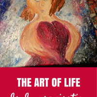 Living life and creating art are eerily similar. Sometimes what you had planned isn't what you actually wind up with. Here is how we can learn to live life in the same way we create art.