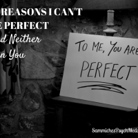 Perfection is overrated. From parent's magazines to Pinterest, we are inundated with ways to be perfect. But the fact of the matter is, you are perfect just the way you are.