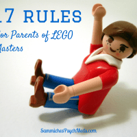 Got a LEGO Master in your house? Here are 17 rules all parents of LEGO lovers should know.