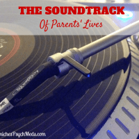 "Our local radio station's tagline is ""the soundtrack of your lives."" Well, here's what the soundtrack of parents' lives would REALLY look like."