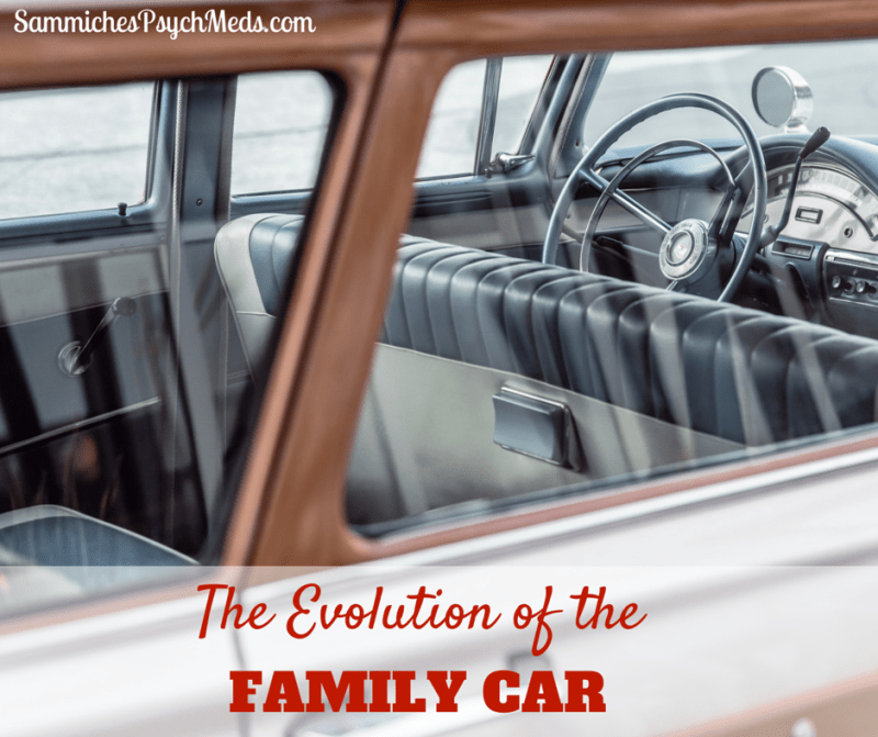 The family car has always played an important role in our lives, and the ways in which it has evolved since we were kids are fascinating.