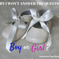 "When you're pregnant, the question, ""Boy or girl?"" is about as common as, ""When are you due?"" But here's why this writer won't be answering that question any time soon."