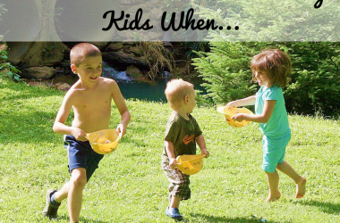 Wondering if you have too many kids? If any of these rings true, the answer is you do.