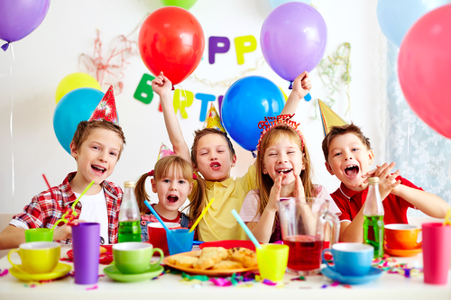 It's not the planning of your child's birthday party that sucks. It's the KIDS who come.