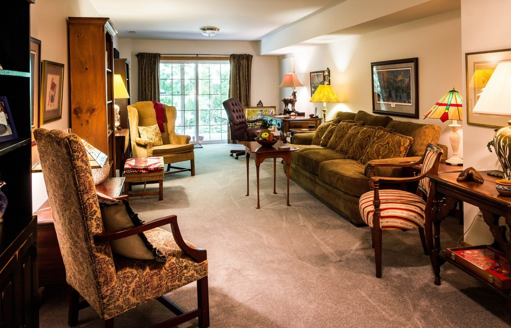 Couple Shocked When MIL Doesn't Rearrange Furniture