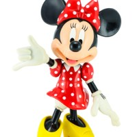 It may seem ridiculous to use Minnie as a springboard for gender discussion, but if I don't start with her, will I ever start?
