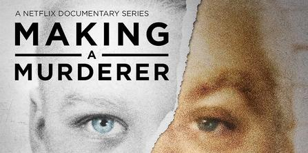 "Photo Credit: ""Making A Murderer Title"" by Source (WP:NFCC#4). Licensed under Fair use via Wikipedia"