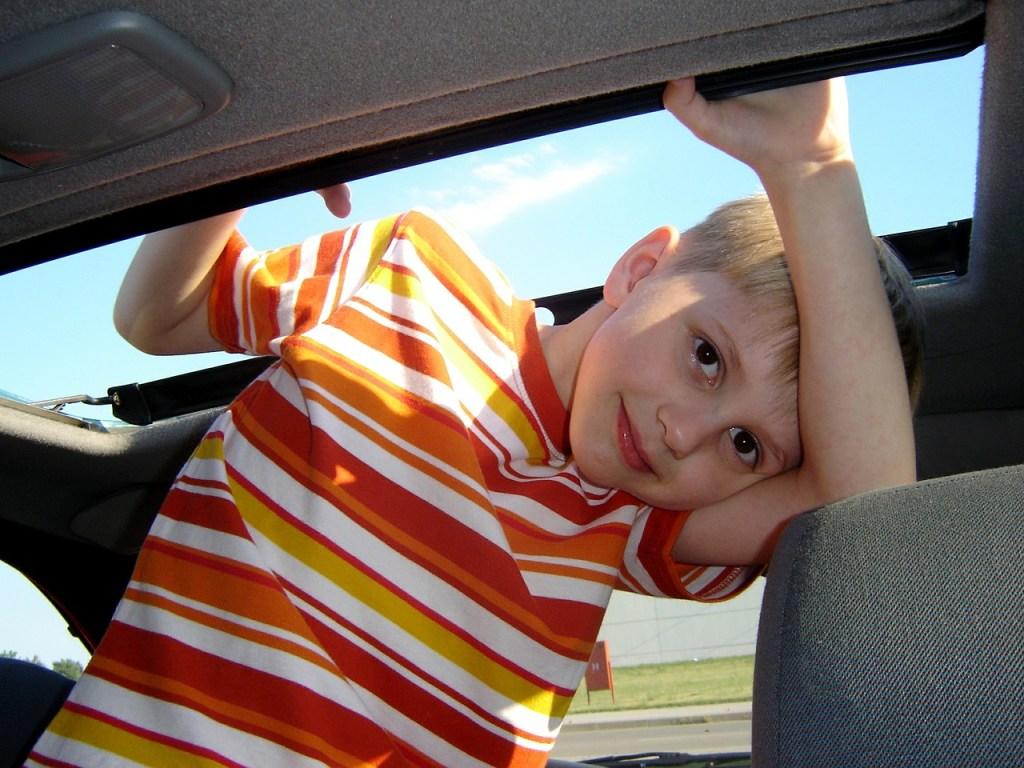 10 Commandments of School Drop-off and Pick-up