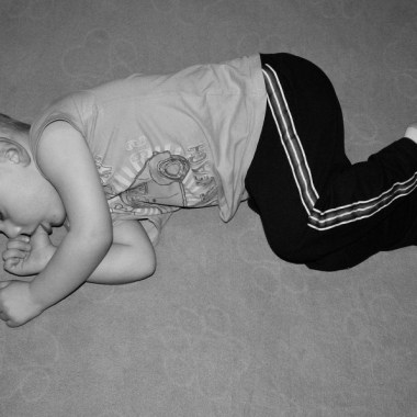 It only takes 39 steps and almost 3 hours to get a toddler to sleep. Easy peasy.