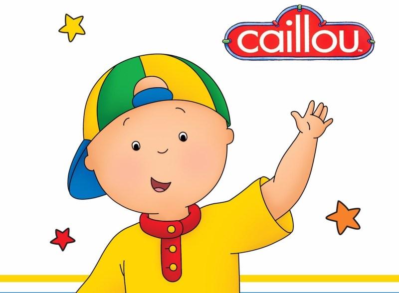 Former Child Star Caillou Arrested