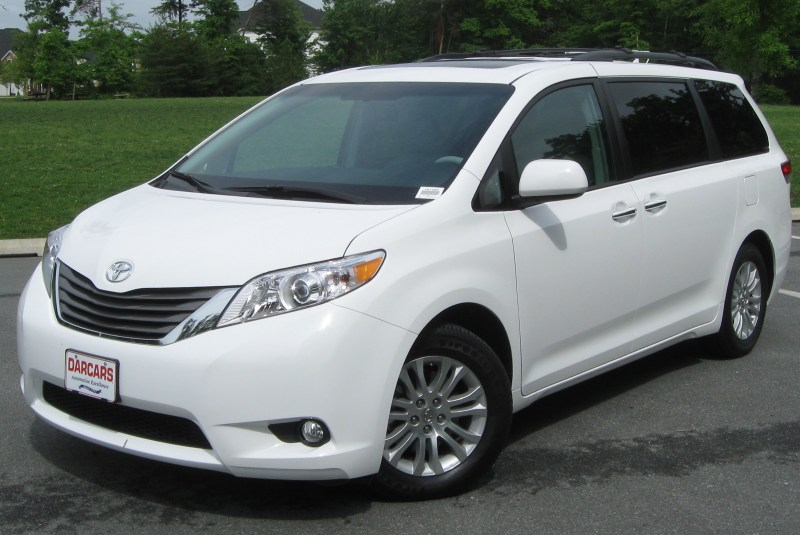 Support Group Created for Parents Buying Minivans