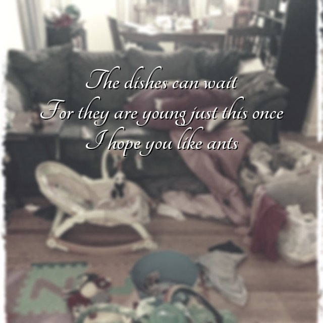 An inspirational haiku