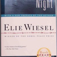 Elie Wiesel asked us to be his witnesses after the last Holocaust survivor is gone. We can do that by telling his story and by fighting against the oppression and witch hunts that continue today.