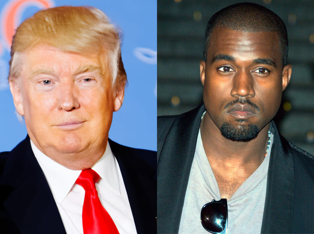 QUIZ: Who Said It: Kanye West or Donald Trump?