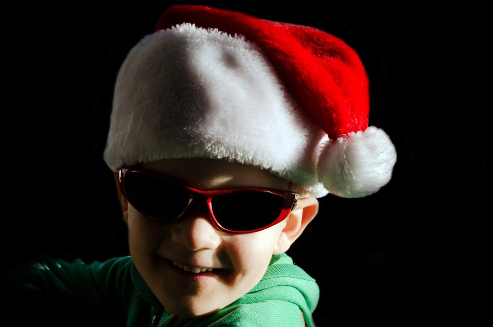 Surviving the Holidays with Toddlers