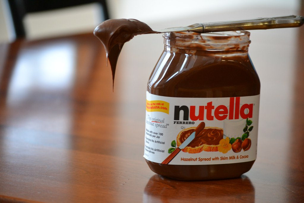 A Recent Study Is Trying To Ruin Our Relationship With Nutella By Citing Cancer Concerns