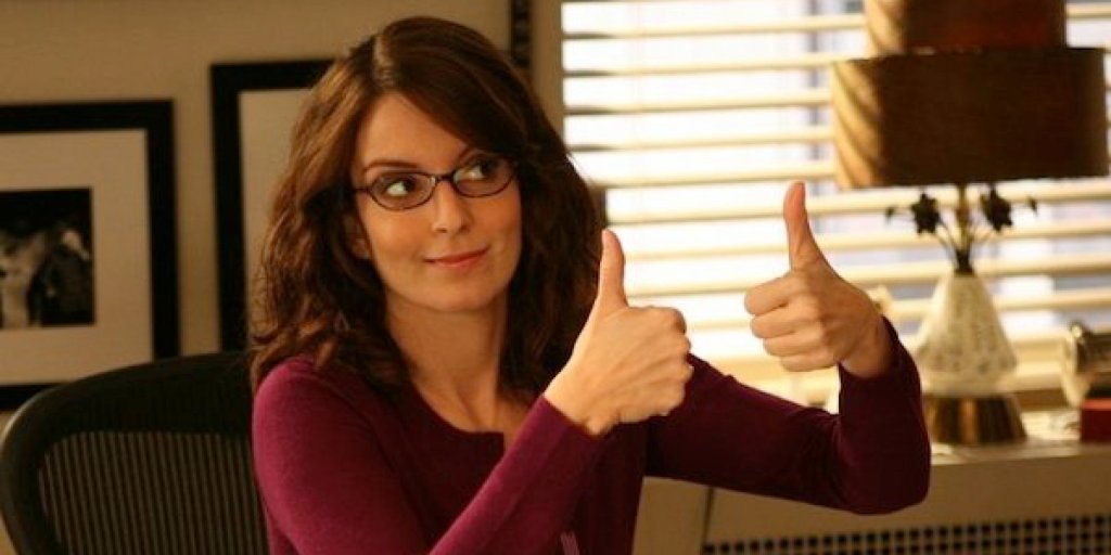 24 of the Best Tina Fey GIFS to Give You ALL the Smiles