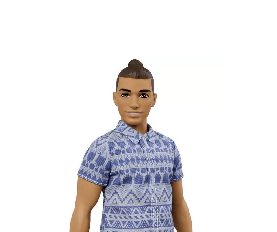 Mattel Introduces Manbun Ken and Oh God, I Hate Him So Much Already