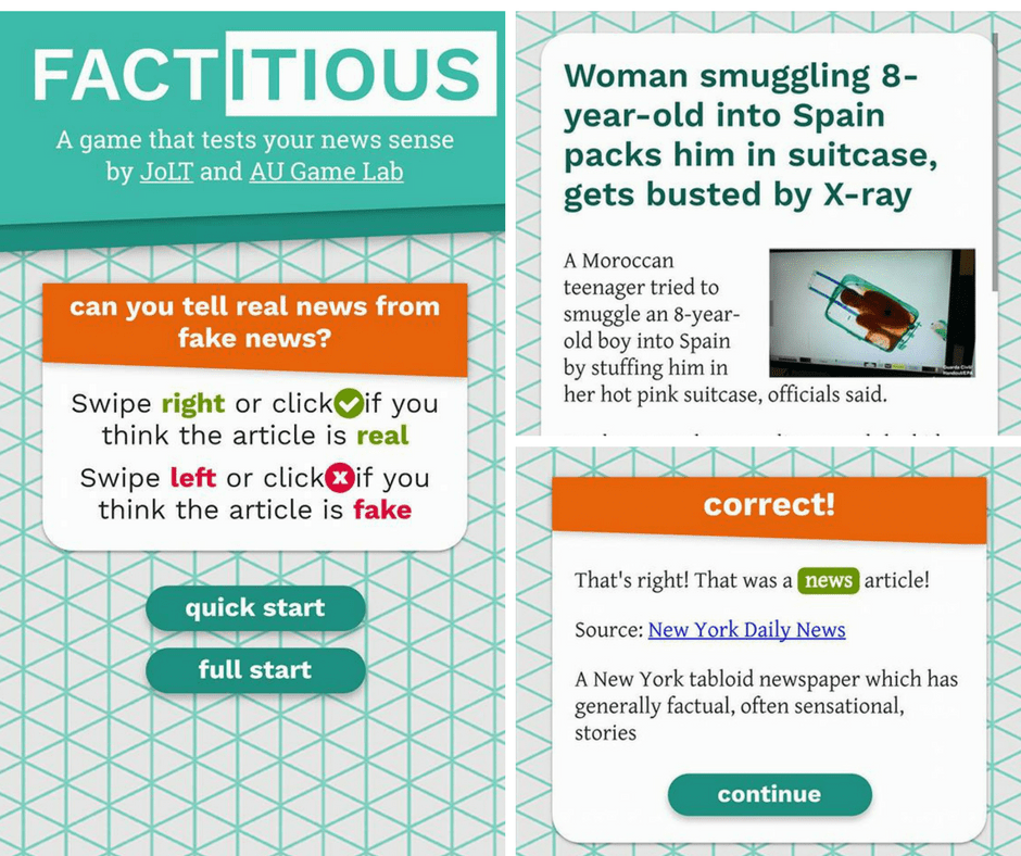 How Well Can You Identify Fake News? This Online Game Will Score Your Ability
