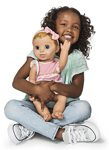 Luvabella interactive doll