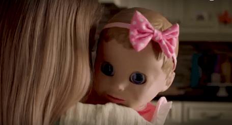 Luvabella creepy but popular new lifelike doll