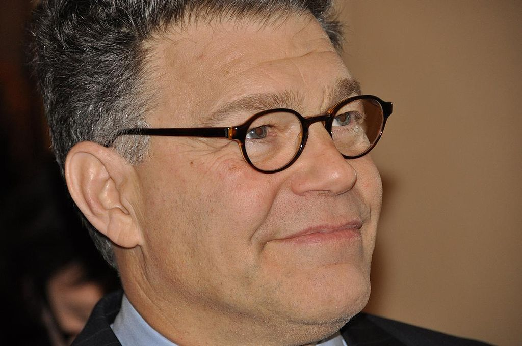 Al Franken Joins Sexual Predator Club and There Are Absolutely No Good Men