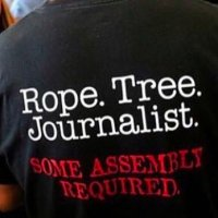 Walmart Was Selling Shirt About Lynching Journalists Because Homicide Is FUN!