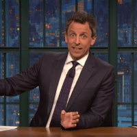 Seth Meyers Makes Us Laugh / Cry as He Shares the Story of His Son's Birth