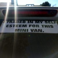 So You Think You Want to Buy a Minivan?