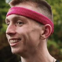 Nike sees Justin Gallegos as a runner, as just another Nike athlete, despite the fact that Gallegos has cerebral palsy.