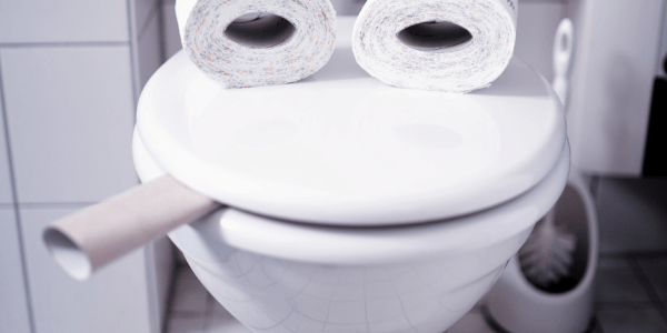 Welcome to the Theater of the Potty
