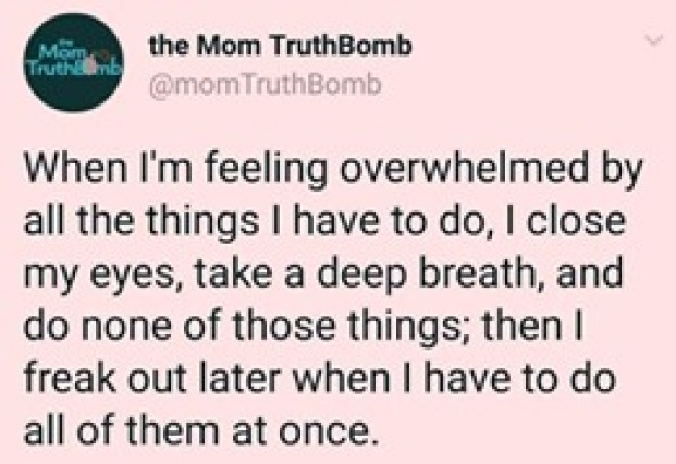 self care memes for moms for Sammiches and Psych Meds by the mom truth bomb