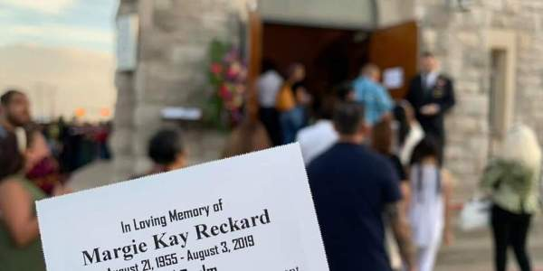 Hundreds Of Strangers Attend El Paso Shooting Victim's Memorial Service