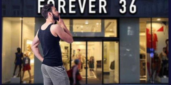 'Forever 36' Image Sparks Hilarious Debate Over What They Should Sell
