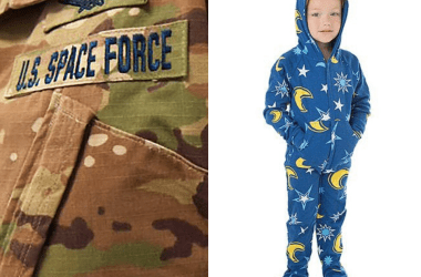 If you thought the weirdest thing about the United States Space Force was the actual United States Space Force, you'd be mistaken.