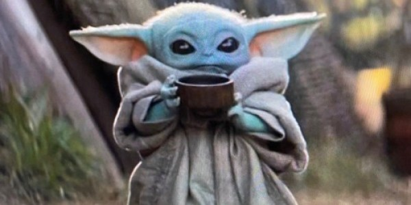 Trump's Space Force Reportedly After Baby Yoda