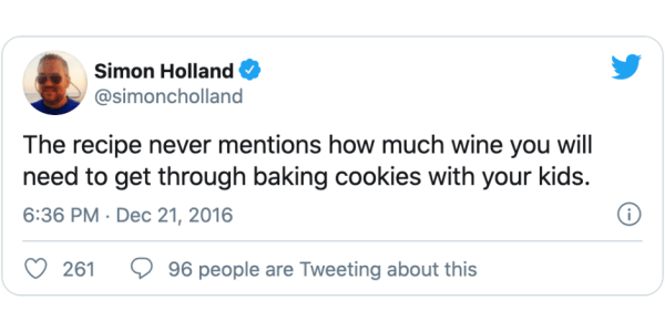 14 Tweets That Show Cooking or Baking With Kids Is a Recipe for Disaster