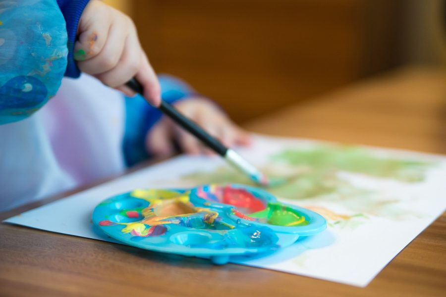 Beware the Toddler Craft