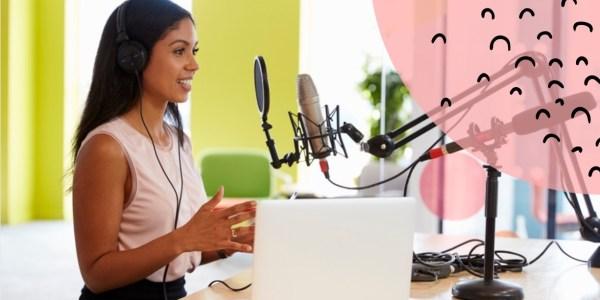Dear Podcast Vocal Affectations