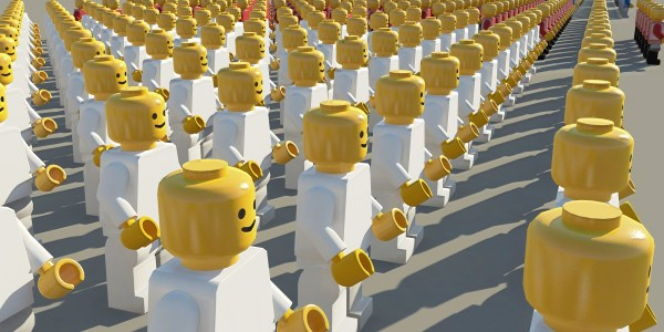 Lego Slammed for Promoting Unrealistic Body Image