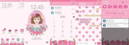 Flower-Girl-Pink